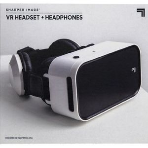 NWT Sharper Image Virtual Reality